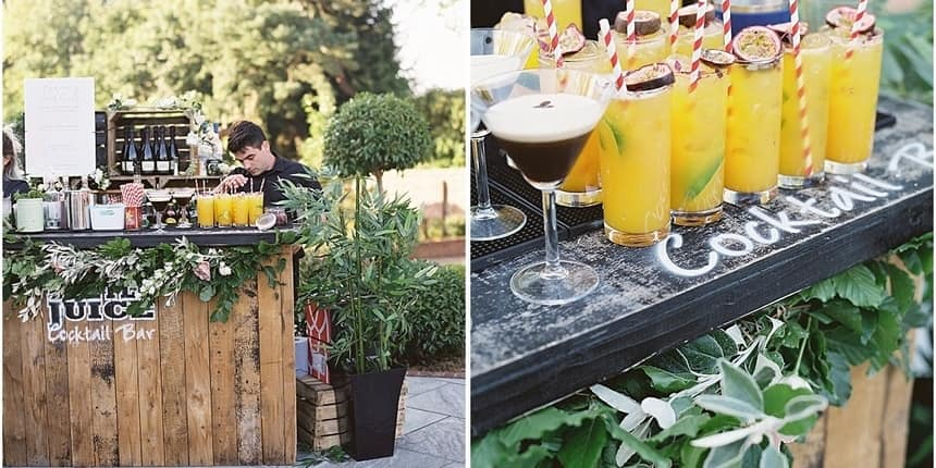 Picture of Wedding Party PopUp Bar